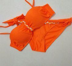 Bandage Summer Beach Swimsuit