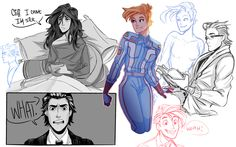 Hi! this is a blog where I post my drawings! I hope to improve and make all of…
