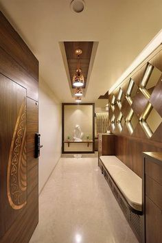 home entrance lobby design ideas - Internal Home Design Home Design, Design Entrée, Lobby Design, Home Interior Design, Design Ideas, Home Entrance Decor, Entrance Foyer, House Entrance, Entryway Decor