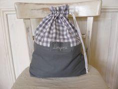 Bolsa bolsa de ropa sucia bolsa de viaje ropa por BalticBags