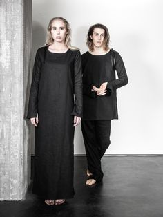 unisex fashion, LAURIJARVINENSTUDIO Eco Friendly Fashion, Unisex Fashion, Black Fabric, That Look, Normcore, Unique, Collection, Style, Swag