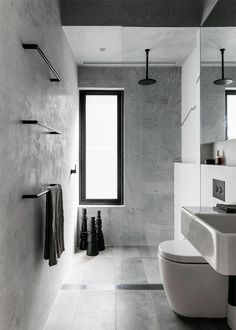 The renovation design of an Australian house - PLANETE DECO has homes world Article Gallery Ideas] Bad Inspiration, Bathroom Inspiration, Interior Design Inspiration, Bathroom Ideas, Design Ideas, Bathroom Bin, Bathroom Faucets, Sink Taps, Family Bathroom