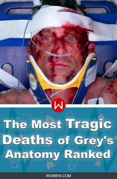 Somebody stop Shonda Rhimes! Grey's Anatomy Tragic deaths. Who Shonda Rhimes Killed so far. Deaths of Grey's. Mark Sloan. Derek Shepherd. Lexie Grey. George O'Malley. Henry Burton. Greys Anatomy sad moments.