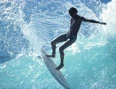 Jeff Divine: Wave Runner - NOWNESS