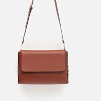 Image 5 of RIGID MESSENGER BAG from Zara