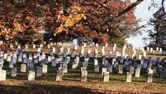 Today in History - July The battle with the largest number of casualties in the American Civil war, The Battle of Gettysburg Ended. Today In History, Us History, American Civil War, American History, Lincoln Life, Thankful For Friends, Good Citizen, Sea To Shining Sea, National Cemetery