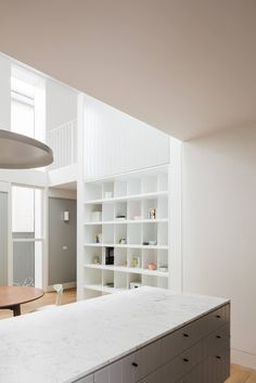 Kitchen | Double Bay House by Tribe Studio Architects | est living