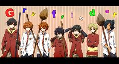 harry potter anime fred and george - Google Search
