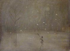 Snowstorm: Nocturne