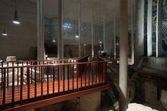 Kolumba Kunstmuseum des Erzbistums Köln, Peter Zumthor, Rainer Weitschies, Wolfram Stein, 1997-2007.