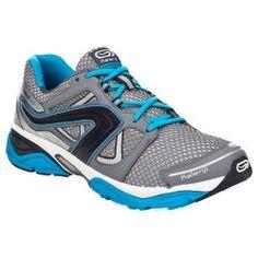 Zapatillas de running KALENJI EKIDEN COMFORT gris y azul