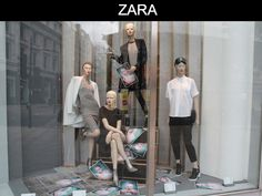 Zara windows