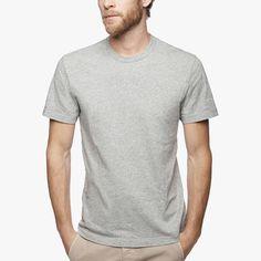 JAMES PERSE Short Sleeve Crew Neck. #jamesperse #cloth #all