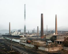 Tamas Dezso finds Hungary and Romania lost and confused in the post-Soviet era... http://www.we-heart.com/2015/03/25/tamas-dezso-photographers-gallery-london/