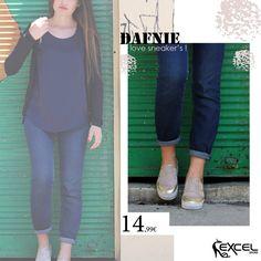 Love sneaker's...! DAFNIE 14,99€  🚚 Δωρεάν μεταφορικά για Ελλάδα #excelshoes #ss17 #spring #ss2017 #women #womenfashion #style #papoutsia #gunaika #outfit #springmood #musthave #aneta #shoes #fashion #shoelover #inlove #excel_shoes #excel #fashionista #moda #thessaloniki #skg #greece #fashionphotography