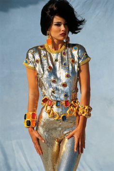 8ab5dce39d dd Chanel Demarchelier Early 90s Fashion