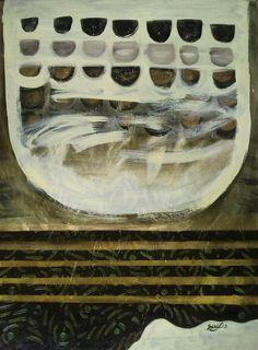 Original Abstract Painting by Loredana Gaina Painted Earth, Oil On Canvas, Canvas Art, Original Paintings, Original Art, Painting Patterns, Artwork Online, Buy Art, Saatchi Art