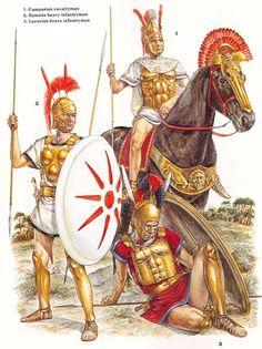 Italics during Sicilian Wars
