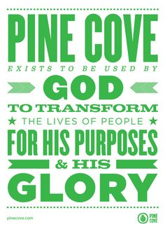 Pine Cove Mission | by yours truly (Kristen Marks, me!)