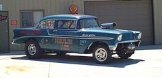 Tri Five 55 56 57 Chevy Gassers