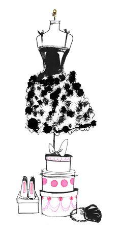 Garderobe de Holly Golightly, 2013 - Lovisa Burfitt