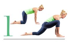Kroppa kiittää, kun teet illalla nämä 4 venyttelyliikettä - Liikunta - ME NAISET Personal Trainer, Trainers, Health Fitness, Just For You, Exercise, Workout, Sports, Stretching, Tennis