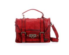 Frye Cameron Small Satchel - Burnt Red- Heres another one I love but its 438 dollars. :(
