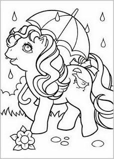Ausmalbilder My Little Pony Zum Ausdrucken Bilder Zum Nachmalen
