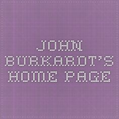 John Burkardt's Home Page