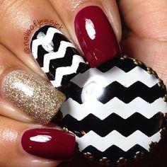 Instagram photo by nailsofjessiek #nail #nails #nailart