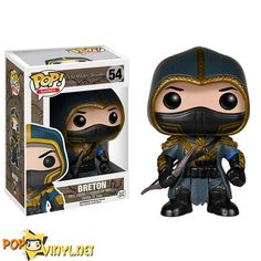 Breton The Elder Scrolls Online Pop vinyl