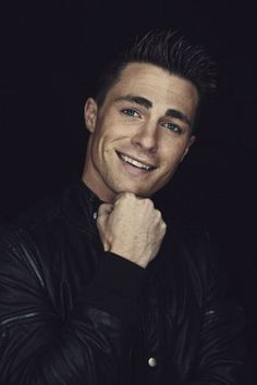Arrow - Colton Haynes