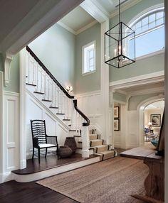 John B. Murray Architect. Beautiful entry
