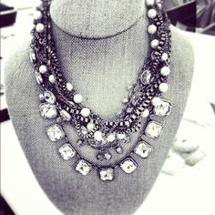 Glam to the max = Glamour!    https://www.chloeandisabel.com/boutique/elizabethshamooni