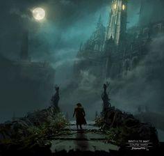 Красота замка и Чудовище в сказке Кристофа Ганса «Красавица и чудовище» - Стартфильм (startfilm.ru)