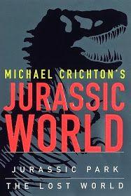 CBY Book Club: Bookvie: Jurassic World - out June 12, 2015 (USA)