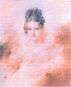 Прасковья Андреевна Шувалова  (1767—1828), писательница, муж-кн. Михаил Андреевич Голицын (1765—1812).