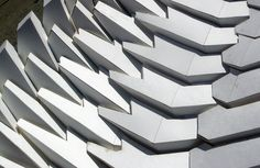 PARAMETRIC WALLS BY MARK FOSTER GAGE ARCHITECTS