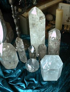 queencitywitch:  Crystal Magick