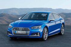 Novos Audi A5 Sportback e S5 são lançados na Europa. Leia mais