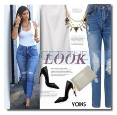 """yoins 19"" by meyli-meyli ❤ liked on Polyvore featuring GetTheLook, yoins, yoinscollection and loveyoins"