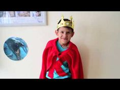 How to make a Kicking King Letterland character costume Letterland Costumes, King Costume, Sewing Diy, Character Costumes, School Projects, Kicks, Graphic Sweatshirt, Awesome, How To Make