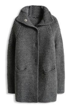 Esprit - Grobstrick-Cardigan o. -Jacke im Online Shop kaufen