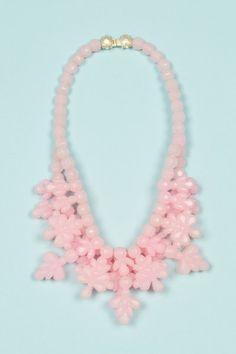 Ek Thongprasert : double chain short necklace.