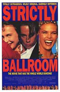 Campy and fun!  Who knew ballroom dancing was so cut throat?
