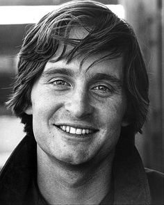 Michael Douglas, Oscar-winning actor and producer studied at the International School of Geneva, Switzerland.