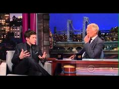 Kings of Summer Interview - Nick Robinson on David Letterman The Kings Of Summer, Nick Robinson, Cara Delevingne, Good Looking Men, How To Look Better, Interview, Guys, Music, Youtube