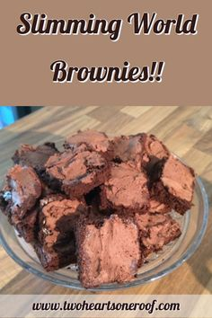 Slimming World Chocolate Brownie Recipe – Low-syn Dessert astuce recette minceur girl world world recipes world snacks Slimming World Brownies, Slimming World Deserts, Slimming World Puddings, Slimming World Dinners, Slimming World Recipes Syn Free, Slimming Eats, Slimming World Lunch Ideas, Slimming World Breakfast, Slimming World Chocolate Cake