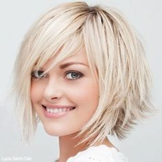 The Hottest Women Short Hairstyles In Early And Fall 2017 Haircuts With Neck Length Layered Bob