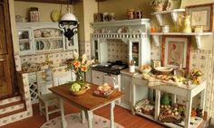 Kitchen amazing detailed #miniature